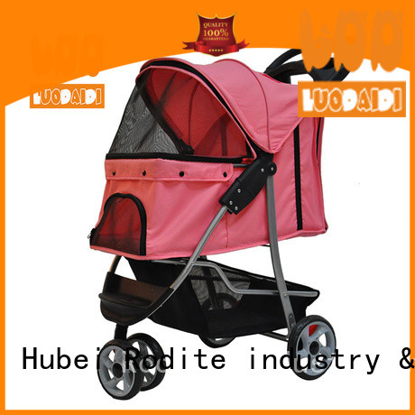 Rodite cat stroller supplier for small dogs