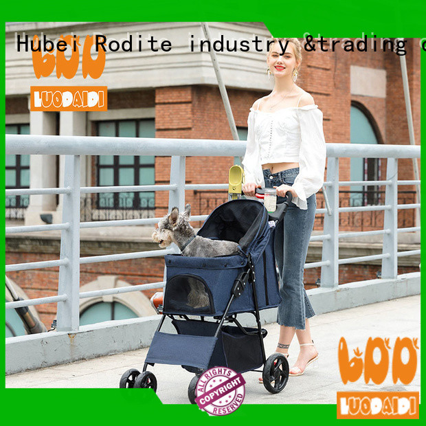 Rodite stroller for pet low price for travel