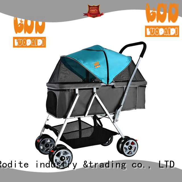 Rodite luxury four wheel trolley wholesale for travel