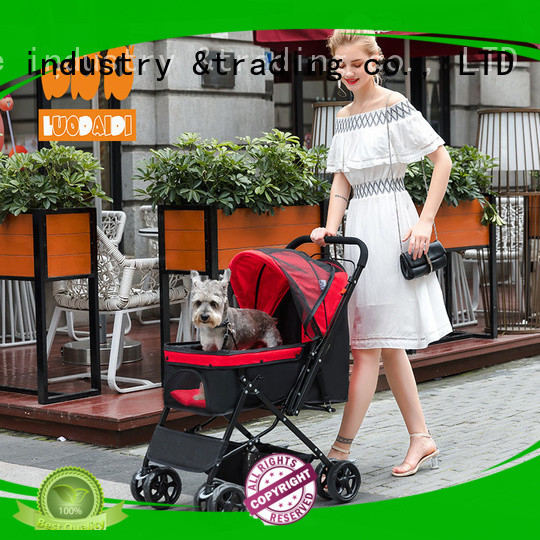 Rodite beautiful pet stroller for large dogs wholesale for travel