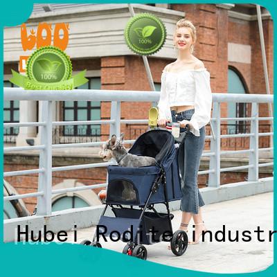 stainless pet gear pet stroller supplier for cats
