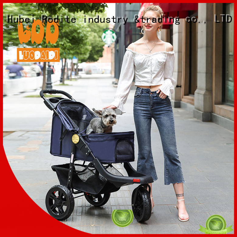 Rodite dog trolley supplier for medium dogs