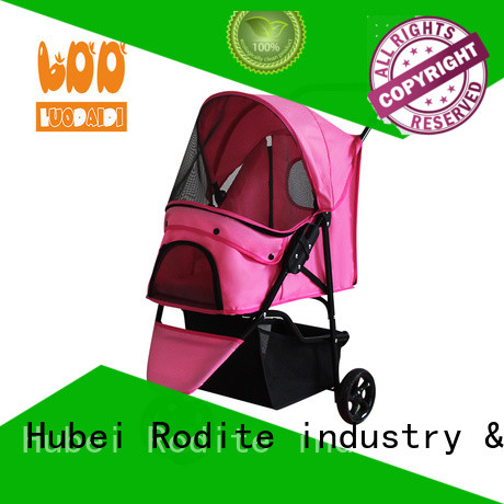 Rodite 4 wheels trolley wholesale for travel