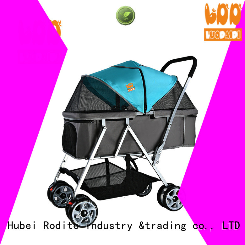 Rodite pet stroller for cats manufacturer for pets