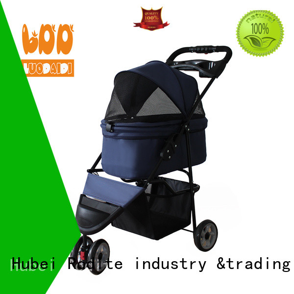 Rodite best pet stroller for large dogs wholesale for shopping