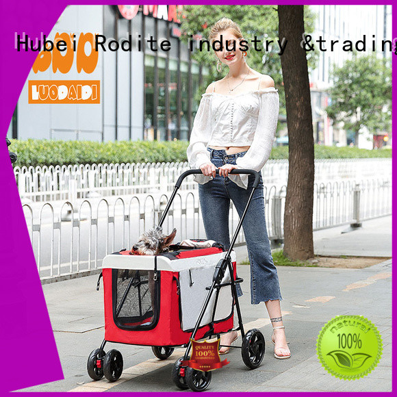 Rodite dog stroller supplier for small dogs
