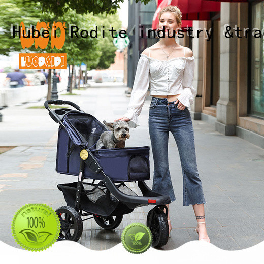 Rodite small dog stroller wholesale for pets