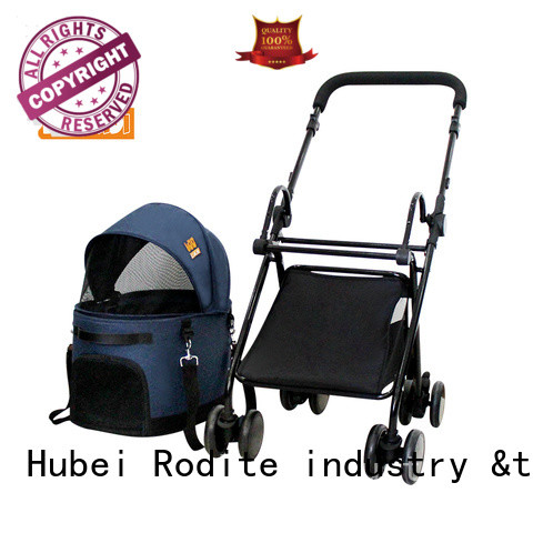 Rodite pet trolley wholesale for shopping