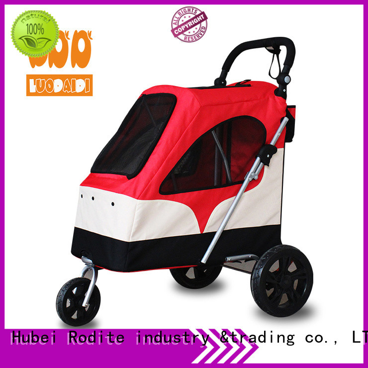 foldable cat stroller wholesale for small dogs