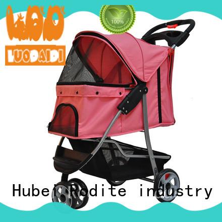 Rodite dog pet stroller wholesale for large dogs