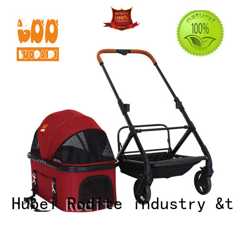 Rodite pawhut pet stroller manufacturer for small dogs