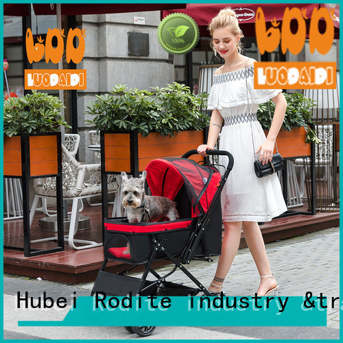 Rodite top paw pet stroller manufacturer for pets