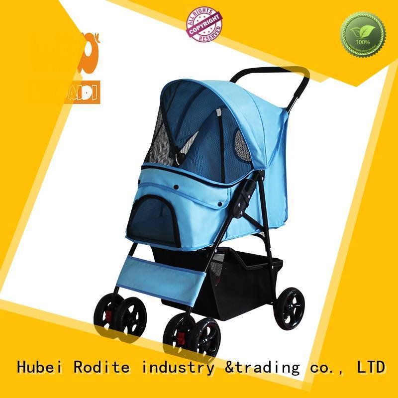 Rodite pet stroller carrier low price for travel
