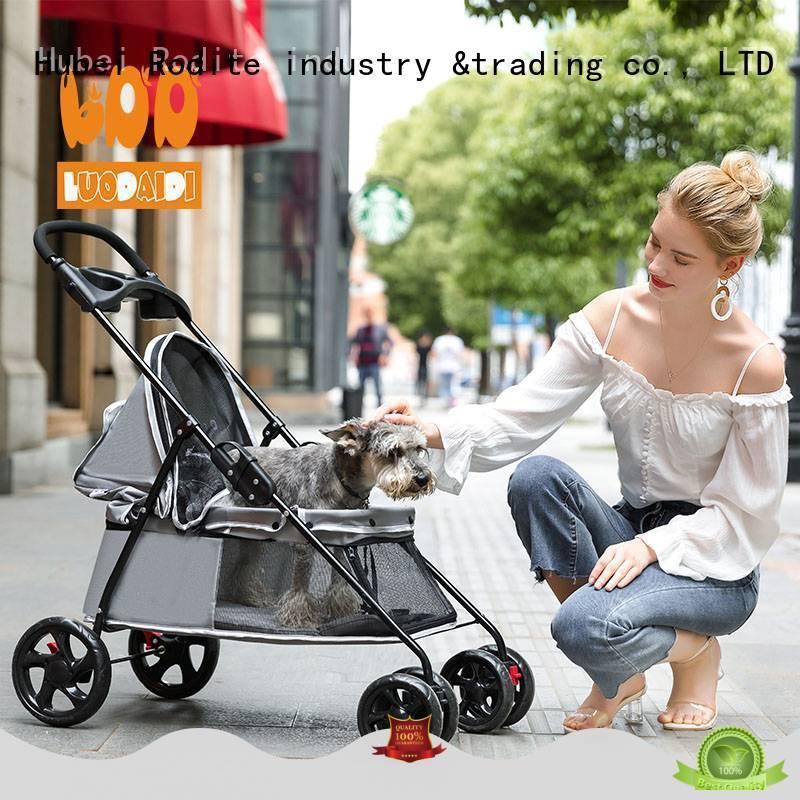 foldable cat stroller wholesale for medium dogs