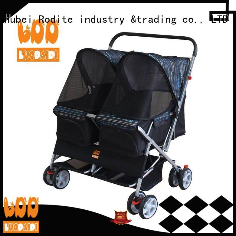 folding 4 wheels trolley low price for shopping
