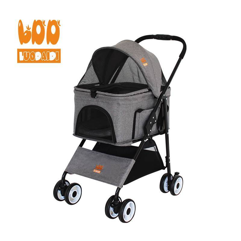Easy foldable dog stroller LD02
