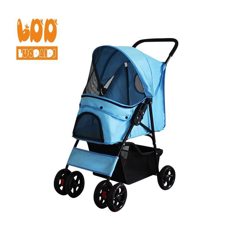 Beautiful dog stroller hot-sale pet buggy SP02X