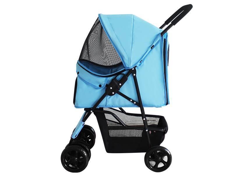 Rodite-Beautiful dog stroller hot-sale pet buggy SP02X