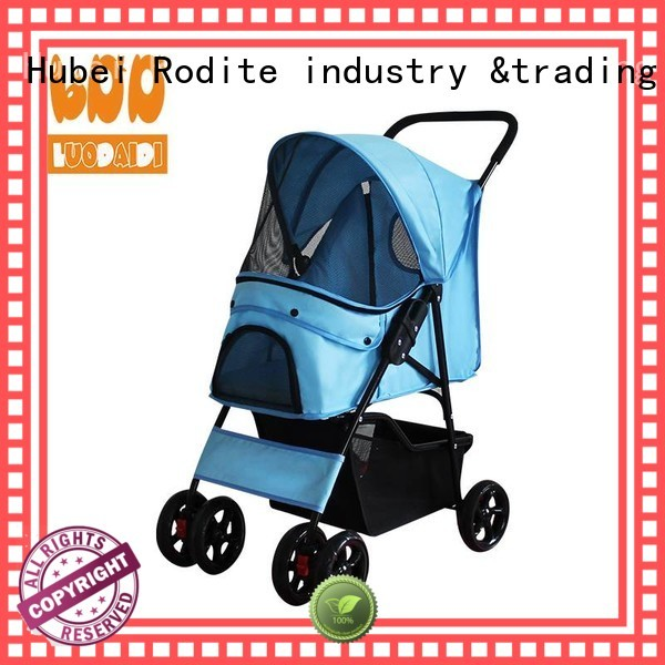 Rodite dog trolley wholesale for large dogs