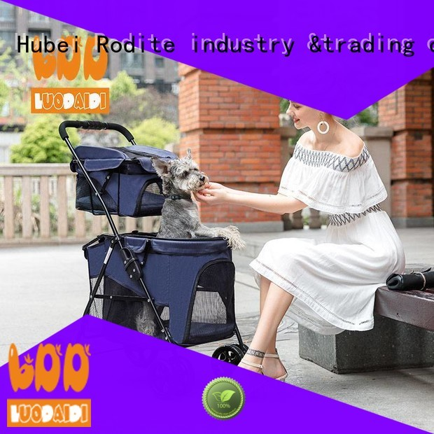 heavy duty best dog stroller wholesale for cats