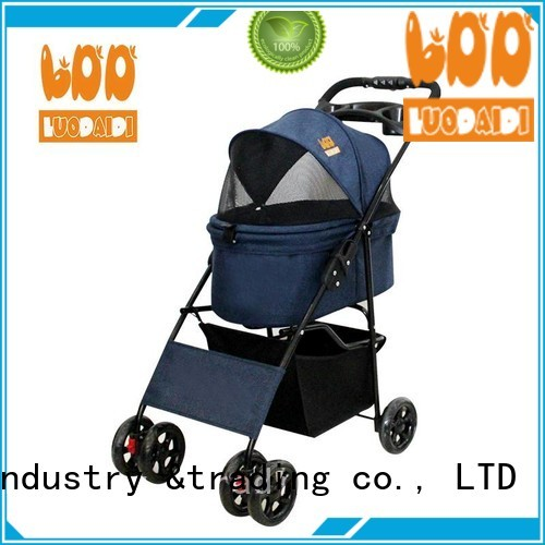Rodite beautiful pet gear stroller low price for shopping