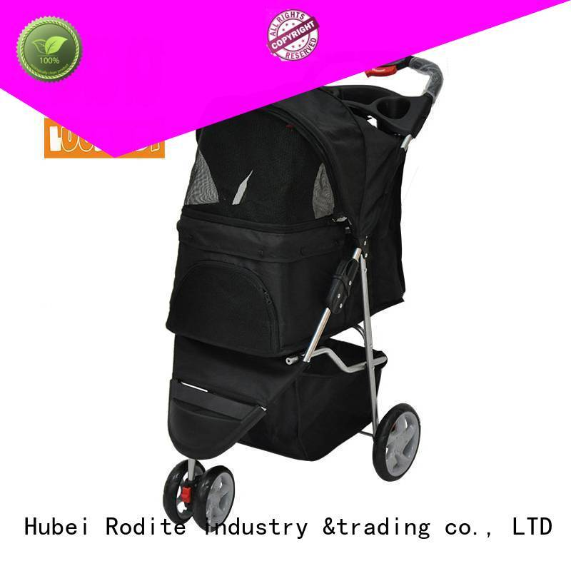 Rodite stainless 4 wheels trolley wholesale for travel