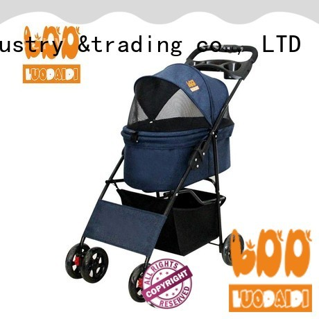 Rodite customized dog stroller jogger manufacturer for small dogs