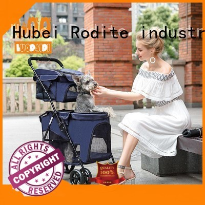 Rodite pet stroller for cats wholesale for medium dogs