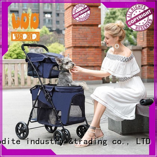 customized dog stroller jogger manufacturer for cats