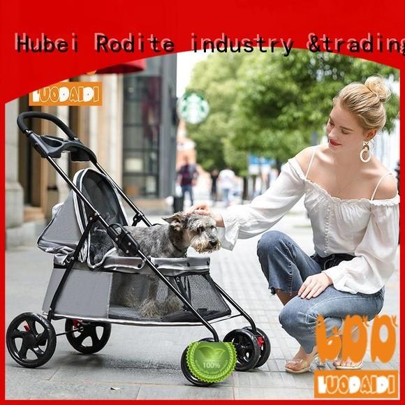 Rodite dog stroller jogger wholesale for pets