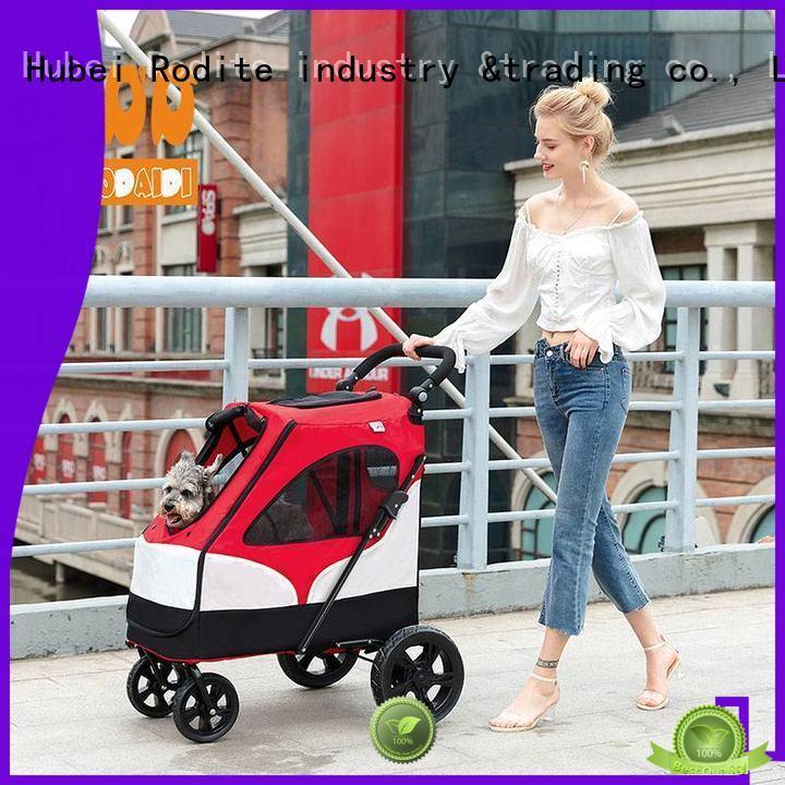 Rodite best dog stroller manufacturer for medium dogs