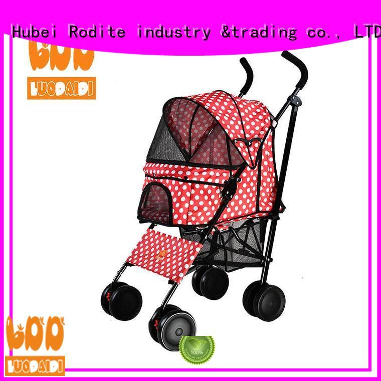 Rodite pet stroller for large dogs manufacturer for medium dogs