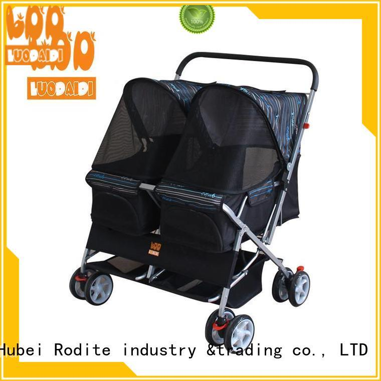 foldable best pet strollers supplier for small dogs