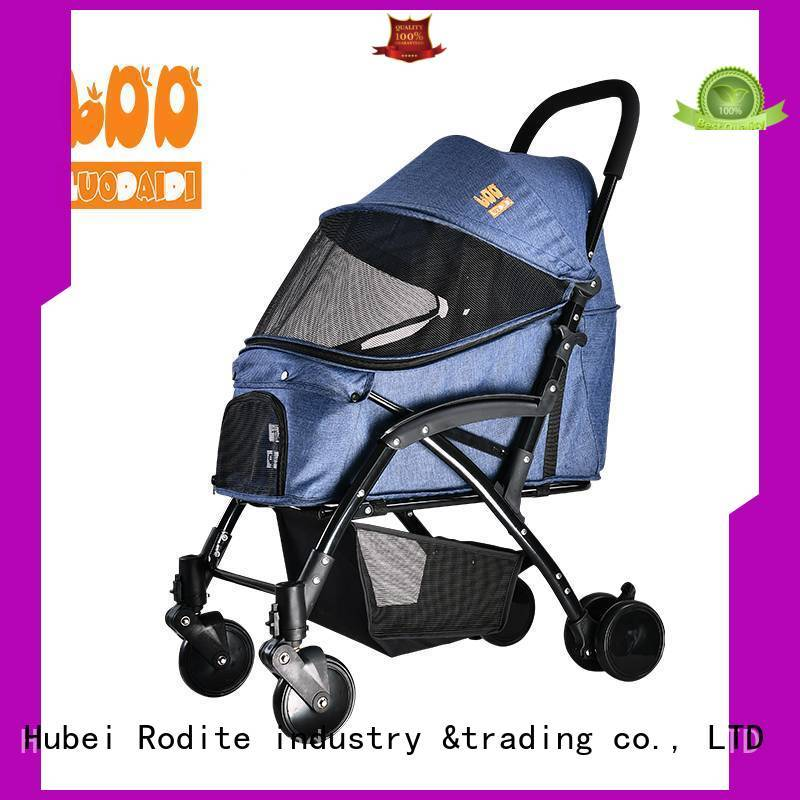 Rodite pet stroller for large dogs wholesale for pets