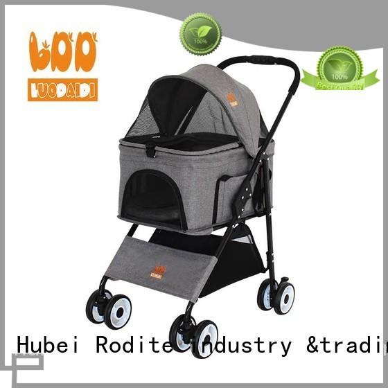 adjustable dog stroller supplier for travel
