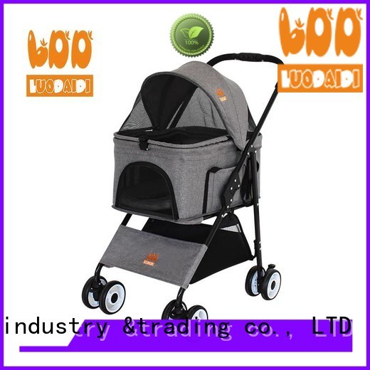 four wheel trolley manufacturer for pets