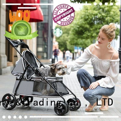 Rodite luxury pet gear pet stroller low price for large dogs