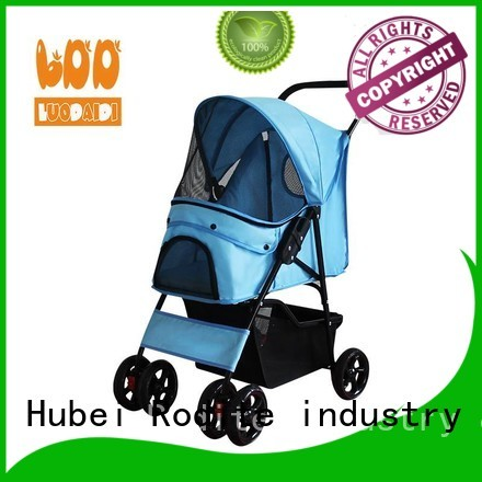 Rodite top paw pet stroller low price for large dogs