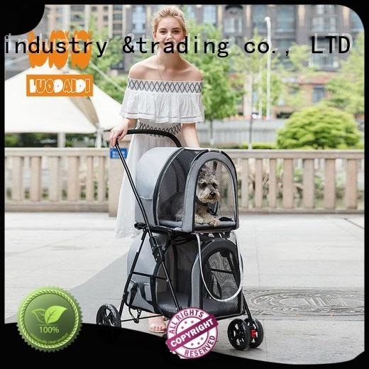 adjustable dog stroller for small dogs low price for large dogs