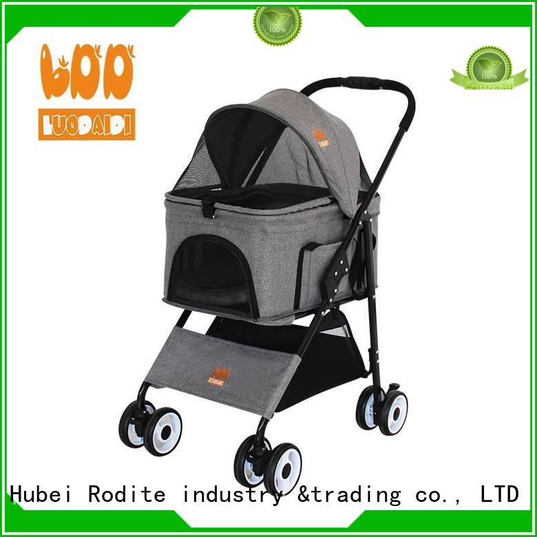 Rodite best pet strollers low price for large dogs