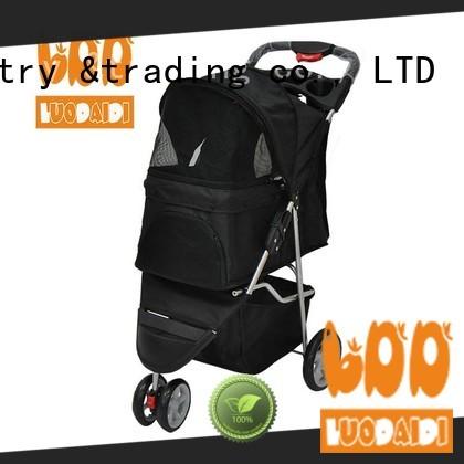 heavy duty 4 wheels trolley wholesale for cats