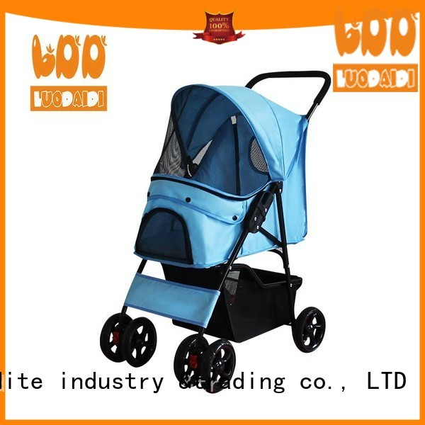 heavy duty pet carrier stroller wholesale for cats
