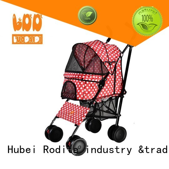 Rodite stroller for pet wholesale for travel