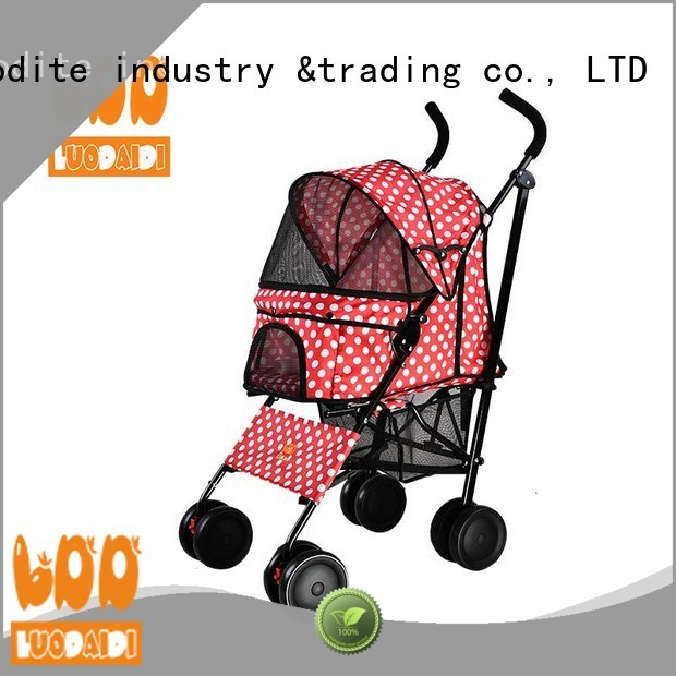 stainless best pet stroller wholesale for travel