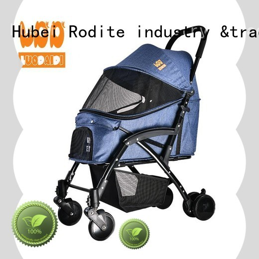 Rodite pet gear pet stroller supplier for travel