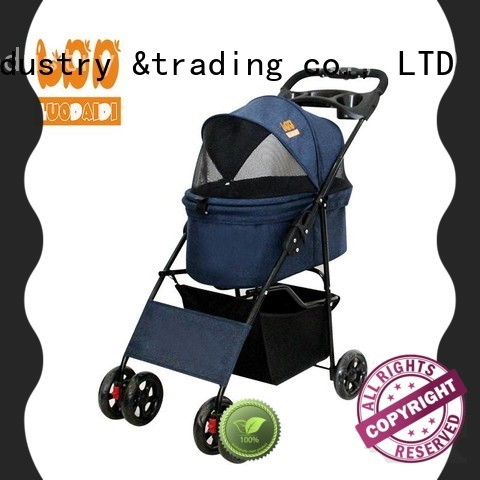 Rodite pet stroller carrier low price for medium dogs
