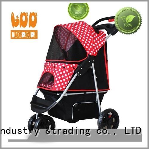 Rodite lightweight dog trolley manufacturer for cats