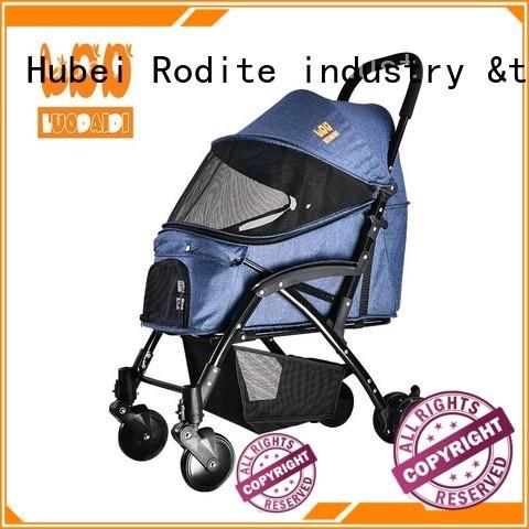 Rodite dog stroller jogger wholesale for large dogs